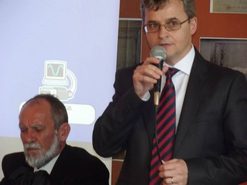 """Laureatul Premiului Naţional de Istorie """"Nicolae Iorga"""", la Botoşani: Trebuie să facem mai mult pentru a populariza opera lui Iorga!"""