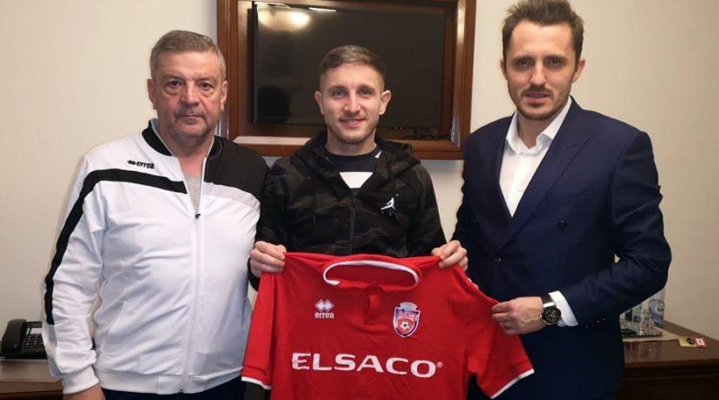 Laurențiu Buș revine la FC Botoșani