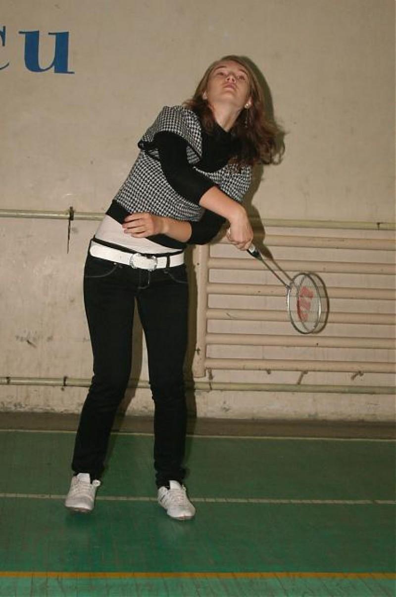 Lavinia Lungu pleaca la Campionatul European de badminton