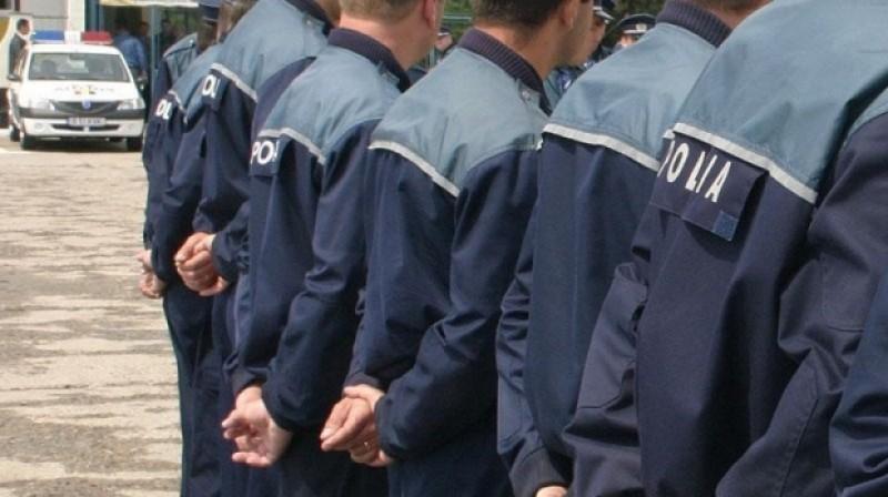 """Legea salarizării, un """"dezastru"""" pentru poliţişti!"""