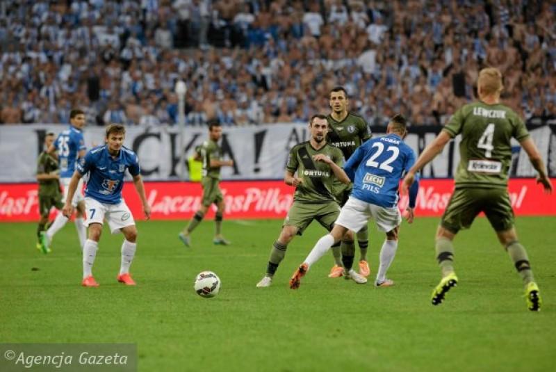 Legia Varșovia a pierdut Supercupa Poloniei înaintea duelului cu FC Botoșani
