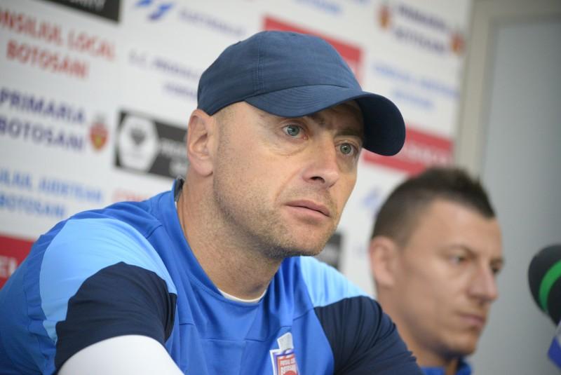 "Leo Grozavu, despre intalnirea cu CFR Cluj: ""Sunt sigur ca vor veni cu prima echipa"""