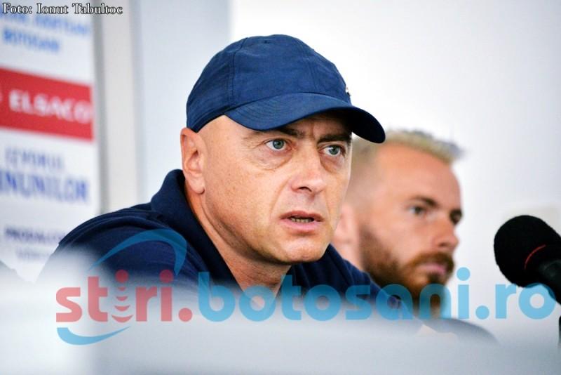 """Leo Grozavu, înaintea duelului cu Steaua: """"Suntem o buturugă mai mică și sper să împiedicăm carul foarte mare"""""""