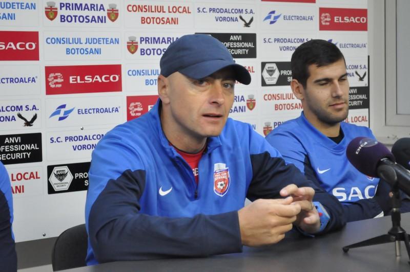 """Leo Grozavu: """"Craiova trece printr-o perioada buna si orice rezultat pozitiv ne bucura"""""""