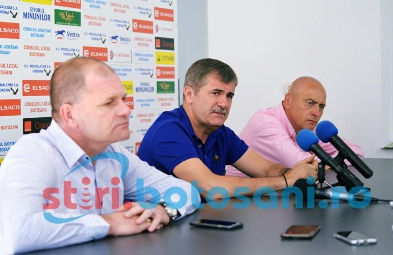 """Leo Grozavu si-a luat ADIO de la FC Botosani! Iftime: """"Nu ADIO, la revedere"""""""