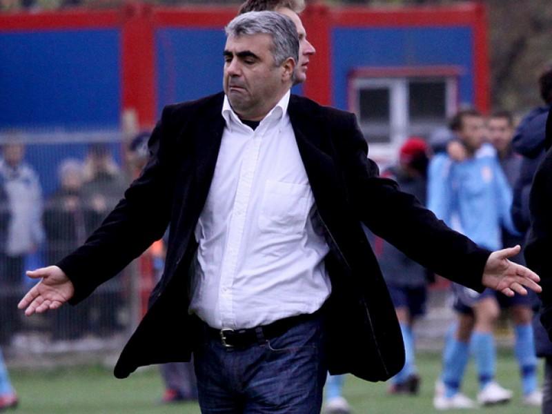 Leo Strizu vrea intariri pentru meciul cu FC Botosani