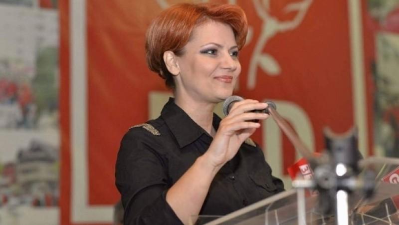 Lia Olguța Vasilescu o întoarce ca la... Craiova cu dublarea salariilor: Creşterile sunt exact cum scrie în programul de guvernare, pe 4 ani!