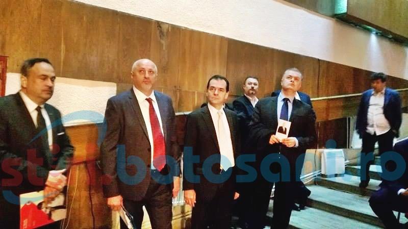 Liberalii botoșăneni din municipiu își aleg conducerea. Mesajul lui Ludovic Orban, prezent la Botoșani- FOTO