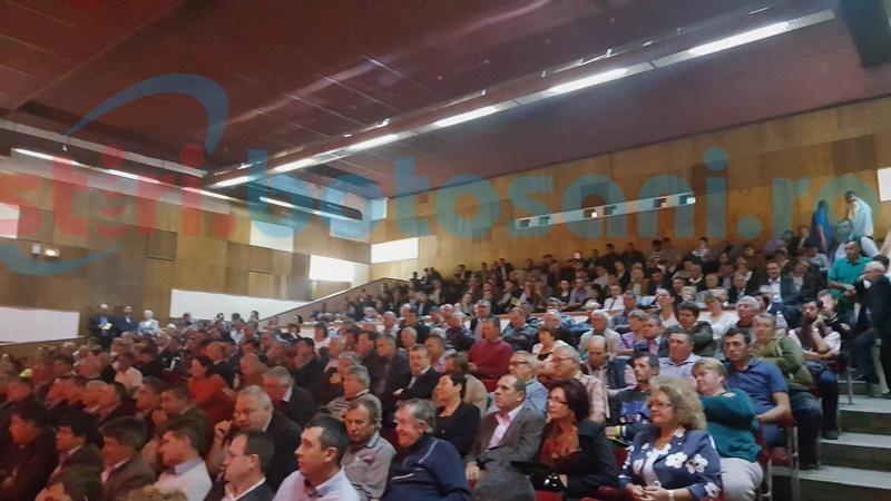 Liberalii botoșăneni își desemnează candidații la parlamentare. Președintele Cătălin Flutur, absent de la ședință-FOTO
