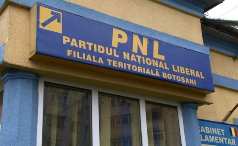 Liberalii de la Botoșani și-au stabilit candidații pentru parlamentare