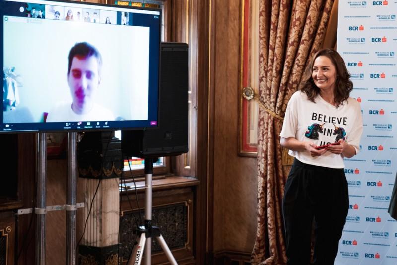 "Licean antreprenor din Botoșani, premiat în cadrul concursului national ""Early Innovators Business Plan Competition"""