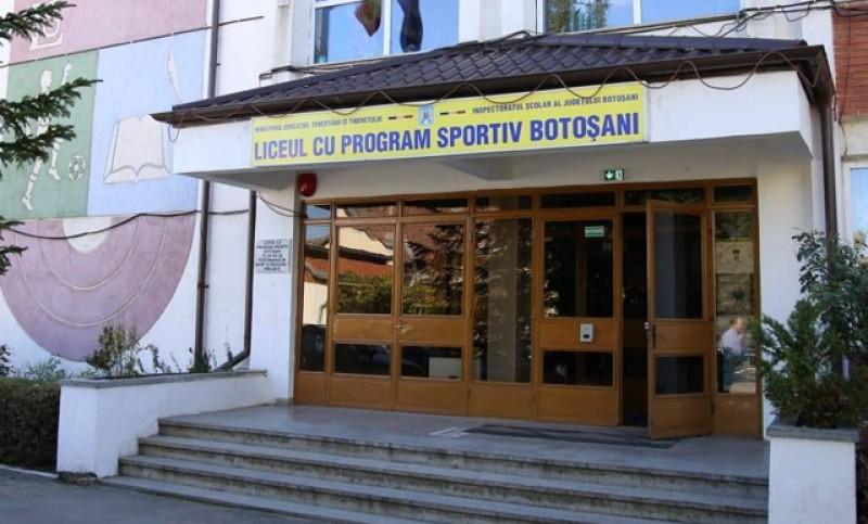 """Liceul cu Program Sportiv de la Botoşani se pregătește pentru Simpozionul internaţional și concursul """"Grigore Vieru, poet al sufletului românesc"""""""