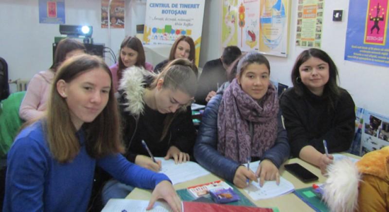 """Liceul tehnologic """"Nicolae Bălcescu"""" din Flămânzi a sărbătorit """"Ziua Internațională a Voluntarilor"""""""