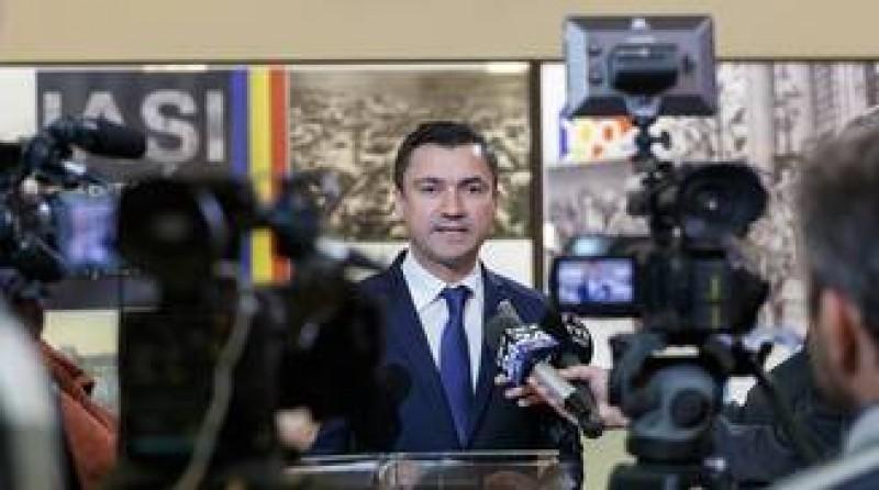 Liderii PSD se vor intalni la Iasi. Primarul Chirica: Sa nu faca turism, sa semneze Tudose contractul pentru autostrada