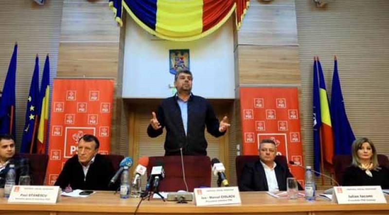 Liderii PSD sunt îngroziți: PSD are în prezent un scor de 27%, dar speră să-și revină