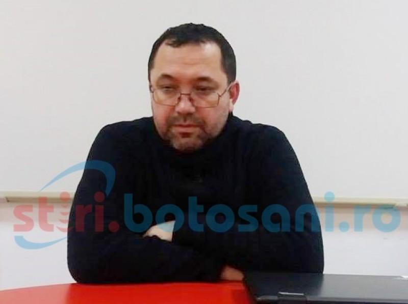"""Liderul LSI Botoșani, despre angajările din învățământ: """"Etapele sunt duse prea târziu"""""""