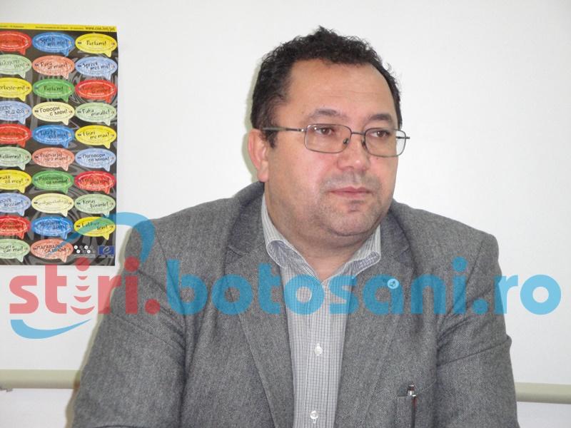 """Liderul LSI Botoșani: """"Nu știu de ce învățământul trebuie să fie folosit ca un câmp de desfășurare a forțelor politice"""""""