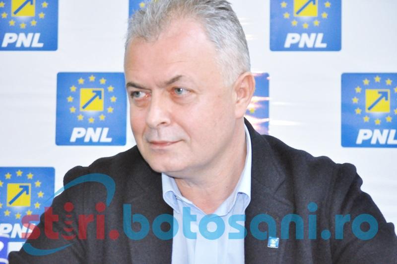 """Liderul PNL Botoșani, despre Verginel Gireadă: """"Poate și dumnealui este una dintre erorile..."""""""