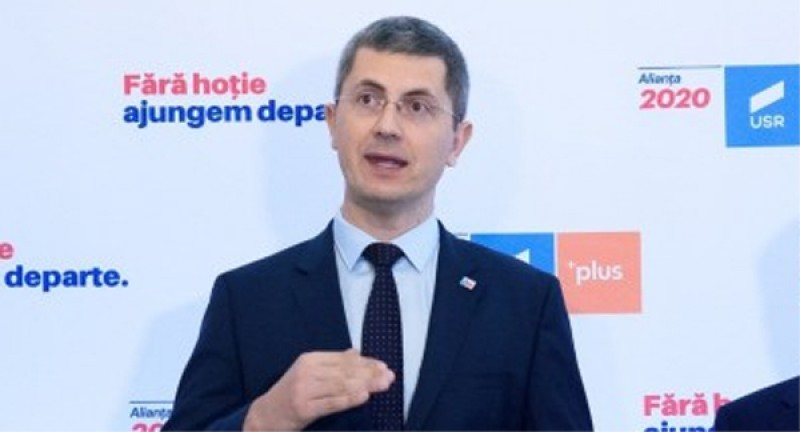 Liderul USR, Dan Barna, la Botoșani: PSD începe din nou lupta cu justiția!