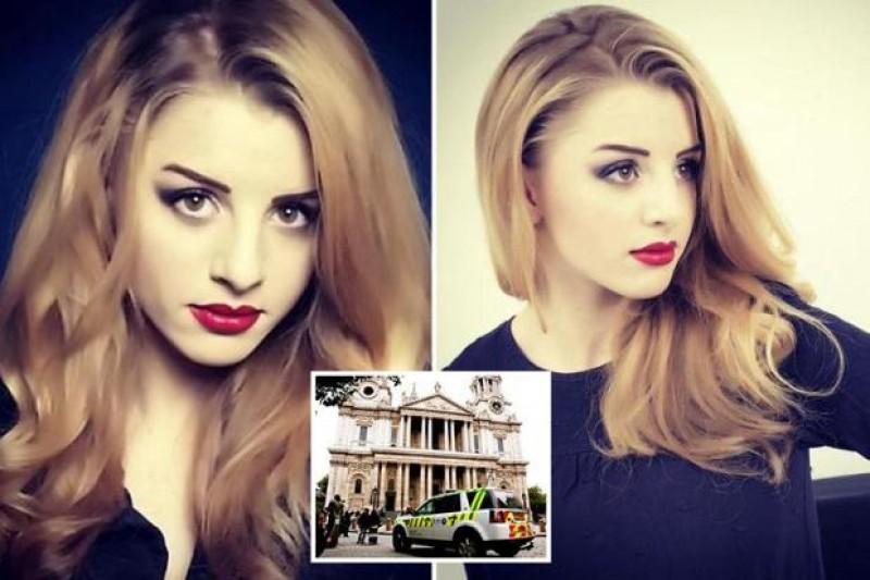 Lidia, fata din Iași care a murit în catedrala din Londra, s-a sinucis. A lăsat două bilete de adio