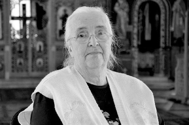 Lidia Stăniloae, fiica părintelui Dumitru Stăniloae a trecut la Domnul!