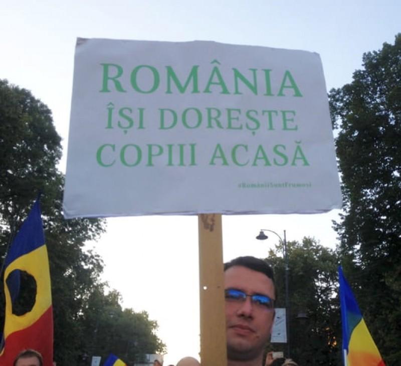Lie-Românie, ți-au venit copiii acasă și ai pus tunurile pe ei!