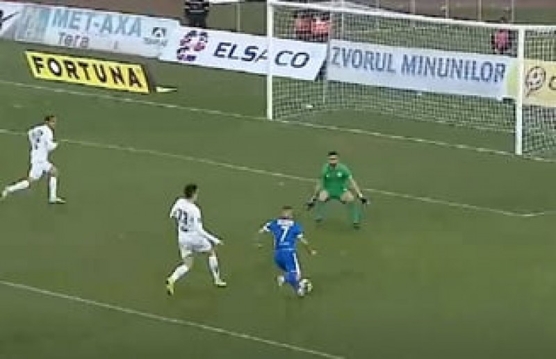 Liga 1: Botoșaniul se impiedică acasă de Chiajna