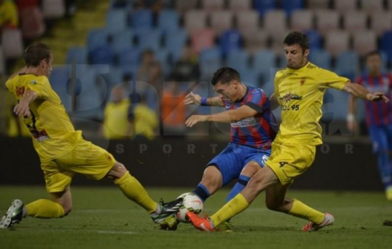 Liga 1: Ceahlăul produce surpriza etapei şi învinge cu 1-0 pe Steaua! VIDEO