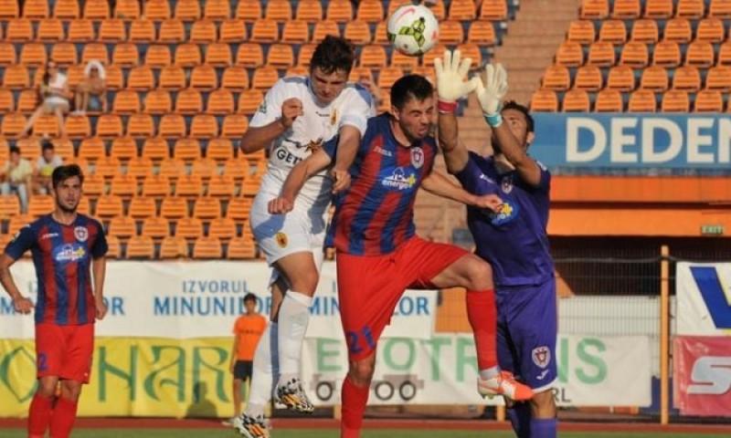 LIGA 1: Cirjan a debutat cu gol si cu cartonas rosu la Ceahlaul! Rapid a invins Viitorul!