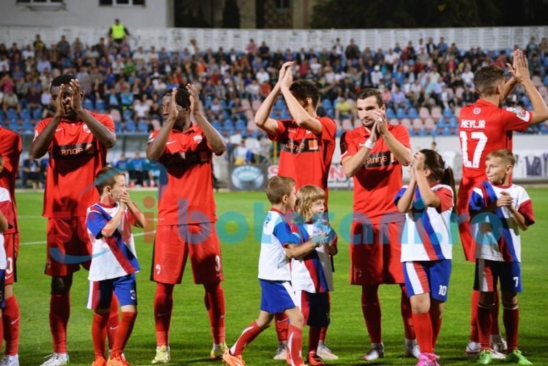 LIGA 1: Dinamo a invins pe Poli Iasi si a ajuns pe locul 2! Vezi ce pozitie ocupa FC Botosani!