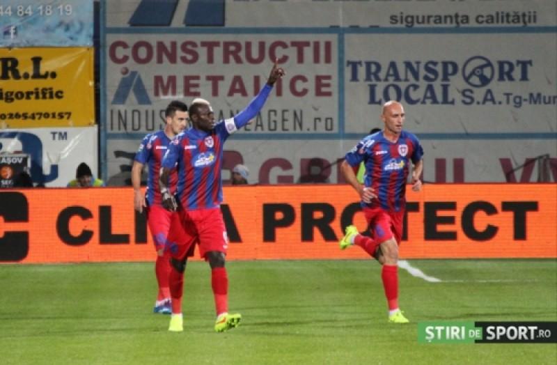 Liga 1: Gabi Mureșan a primit o suspendare istorică! N`Doye va sta si el pe tusa!