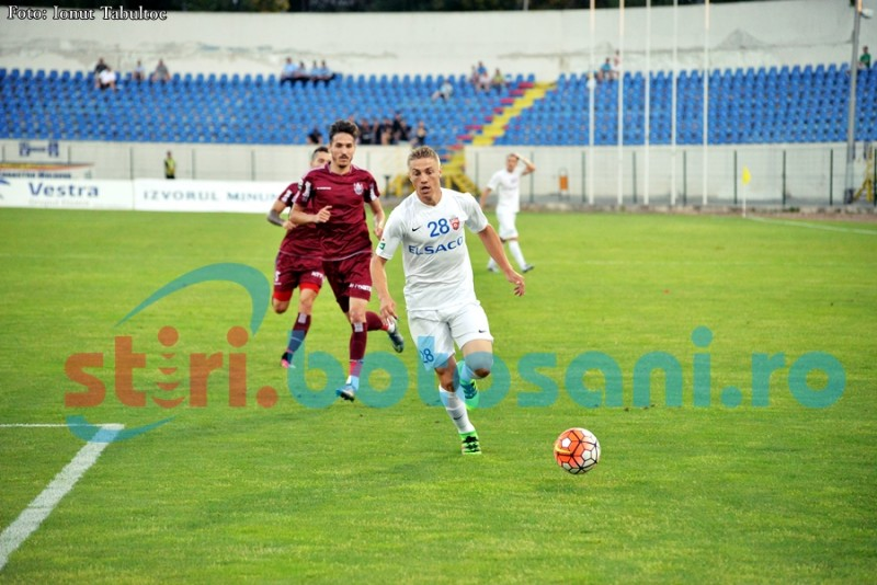 LIGA 1: Inceput nebun de campionat pentru FC Botosani! CFR Cluj si Dinamo in primele doua etape