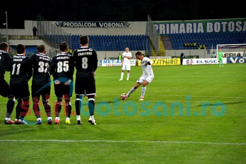 LIGA 1: Istoria e de partea Botosaniului! 6 victorii si 20 de goluri marcate in meciului cu Poli Timisoara! VIDEO