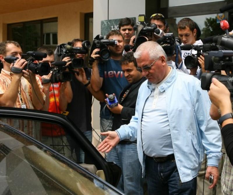LIGA 1: Percheziţii acasă la Dumitru Dragomir in cazul vanzarii drepturilor TV! Evaziune de 3 milioane de euro!