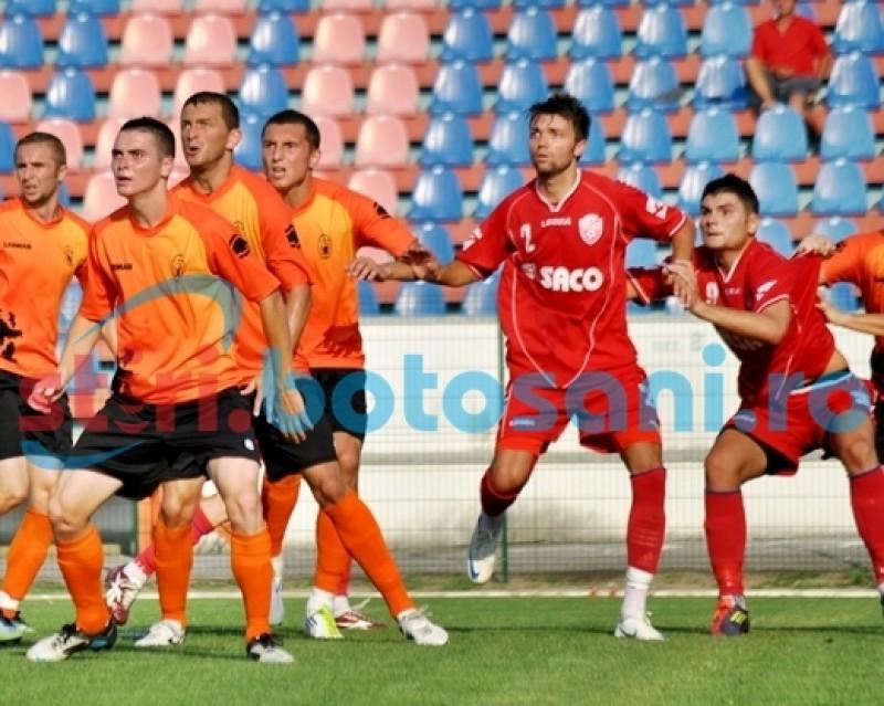 """Liga 1: Sambata se joaca FC Botosani - Ceahlaul: """"E un derby intre revelatiile campionatului"""""""