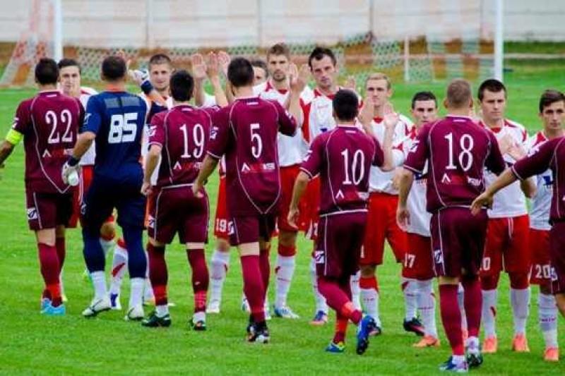 LIGA 2: FCM Dorohoi a pierdut meciul cu Rapid CFR Suceava! Vezi rezultatul cu marcatorii!