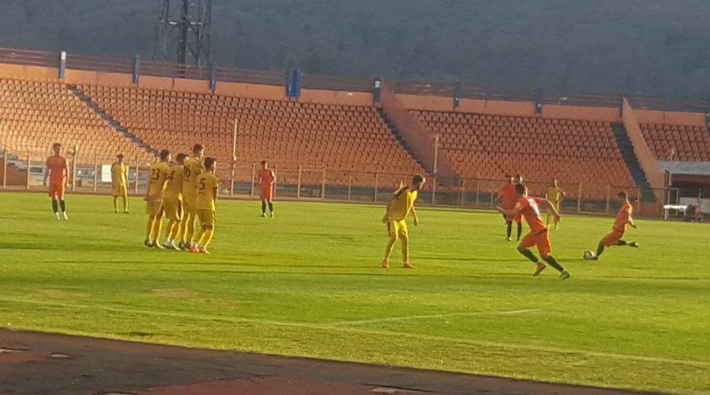 Liga 3: ACSM Ceahlăul Piatra Neamţ - FC 2 Botoşani: 2 - 1