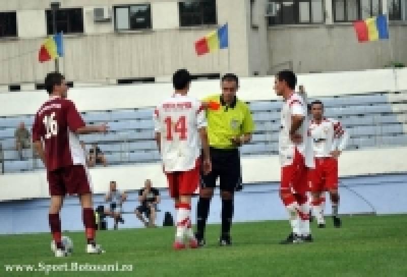 LIGA 3 | Andrei Porfireanu a ingropat Dorohoiul la Suceava! Dupa ce a fost eliminat, jocul botosanenilor s-a rupt! (1-0)