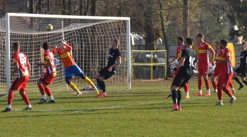 Liga 3: Bucovina Rădăuți - FC 2 Botoșani, scor 4-0