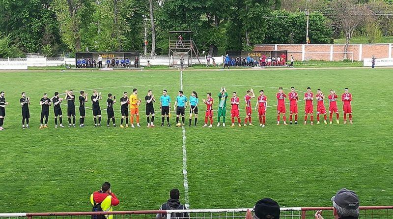 Liga 3: FC 2 Botoșani 1-0 Bucovina Rădăuți