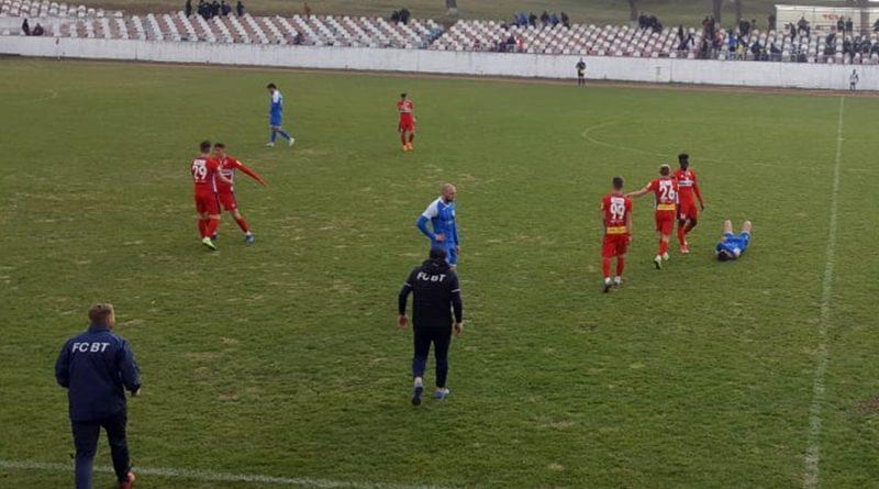 Liga 3: FC 2 Botoșani 1 - 0 FC Metalul Buzău