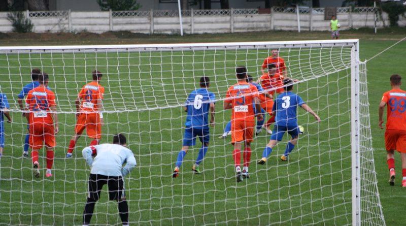 Liga 3: FC 2 Botoșani 6-1 Sănătatea Darabani