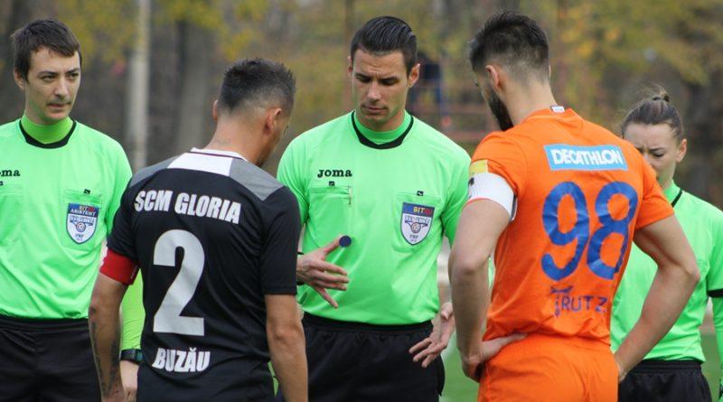 Liga 3 - FC 2 Botoșani - SCM Gloria Buzău: 0-3