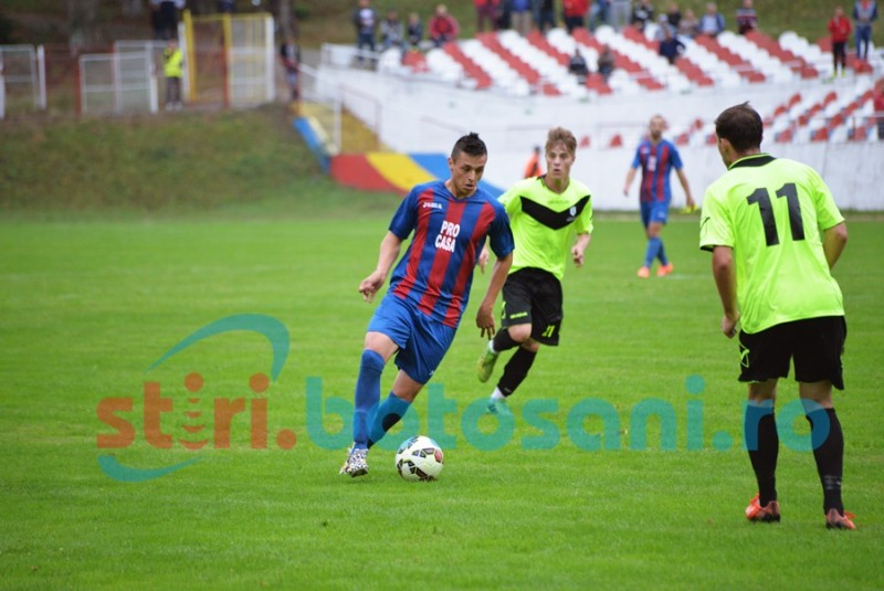 LIGA 3: Inter Dorohoi a pierdut meciul cu Sepsi Sfantul Gheorghe, scor 0-2