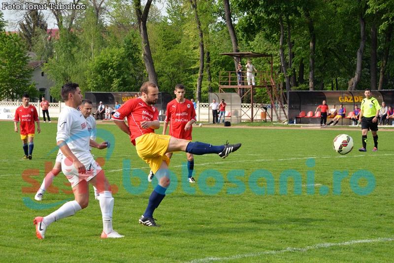 LIGA 3: Inter Dorohoi, invinsa cu 4-0 de Sepsi Sfantu Gheorghe!