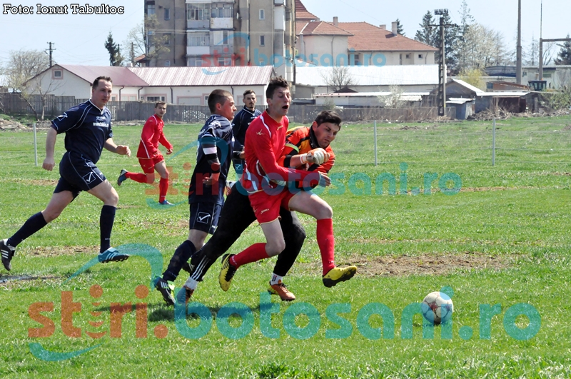 LIGA 4: Avantul Albesti si Inter Dorohoi au marcat 11 goluri in aceasta etapa - GALERIE FOTO