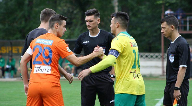 Liga a 3-a: FC 2 Botoșani 1-2 Foresta Suceava