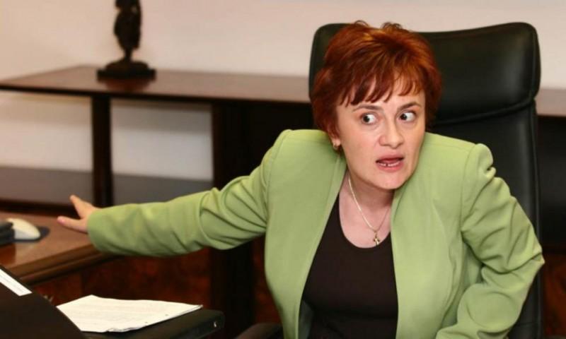 Liliana Mincă a moștenit alt borcan cu miere, după Loterie, de la Guvernul Dăncilă: funcția de secretar general ajunct la Ministerul Finanțelor