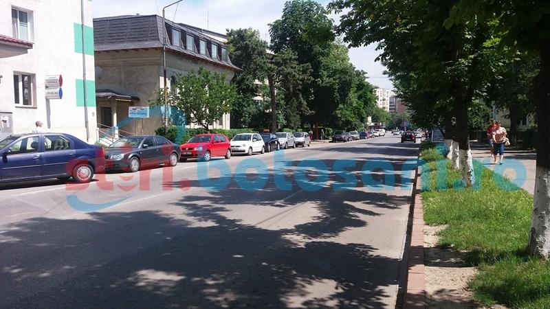 Limitatoare de viteză montate pe două străzi din municipiul Botoşani