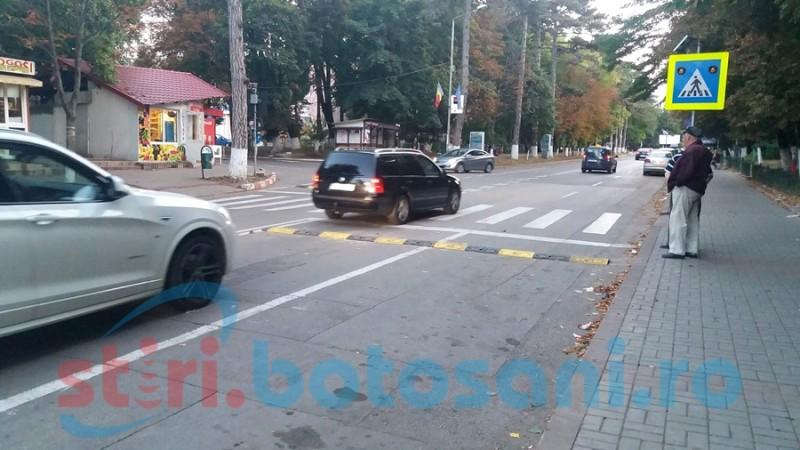 Limitatoarele de viteză de pe strada Marchian nu vor fi scoase